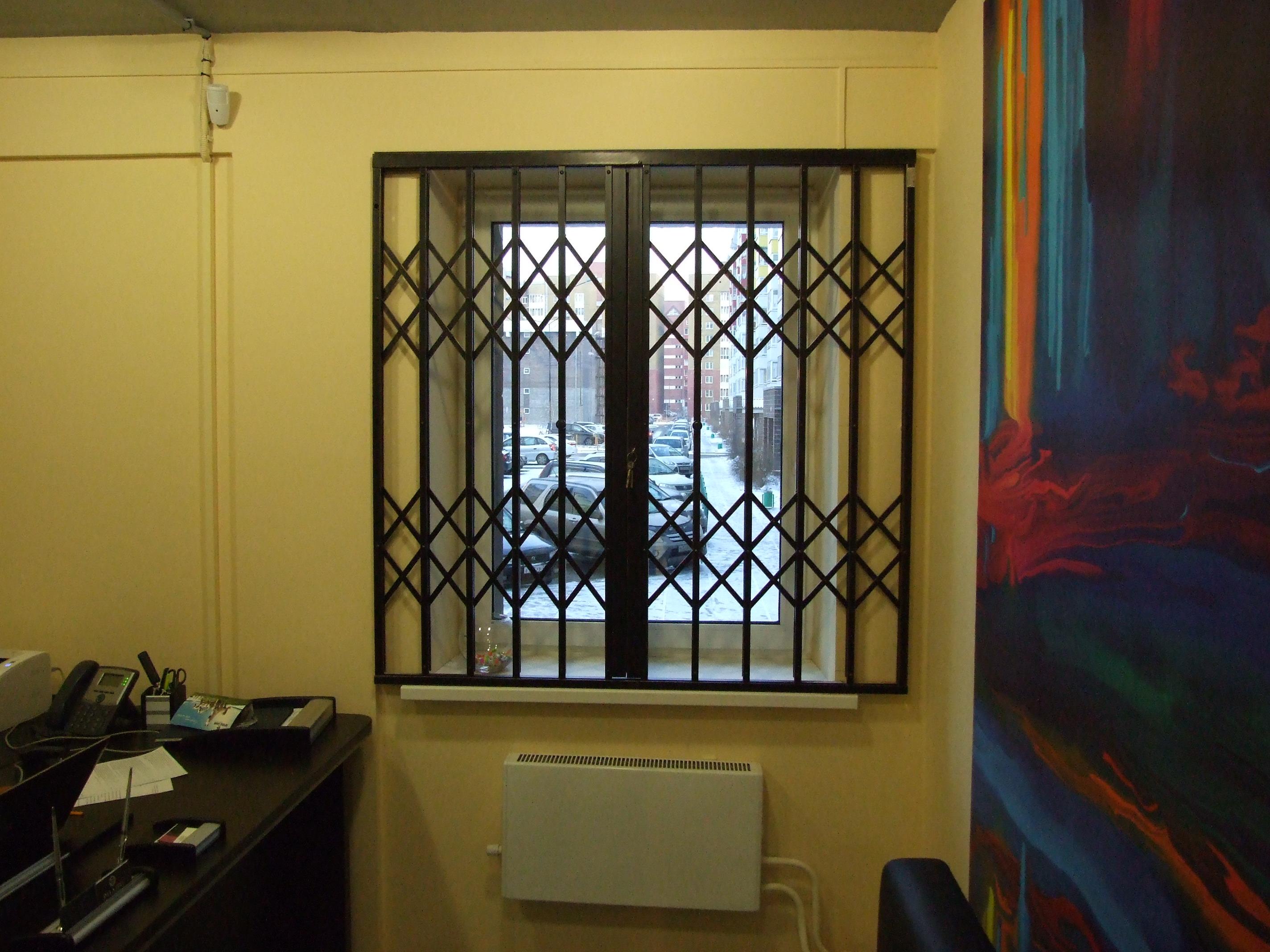 Решетки на окна своими руками - 2 варианта! 4